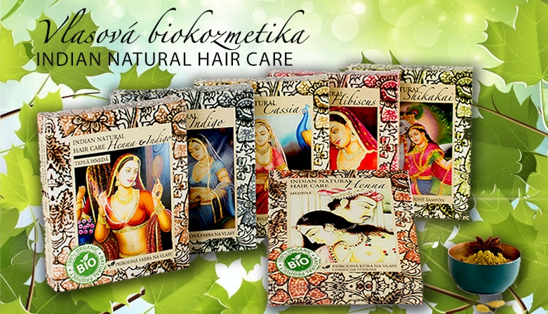 Indian Natural Hair Care